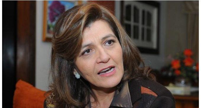"""Blanca Ovelar: """"En el 2008 perdimos por la traición de mi mismo partido"""""""