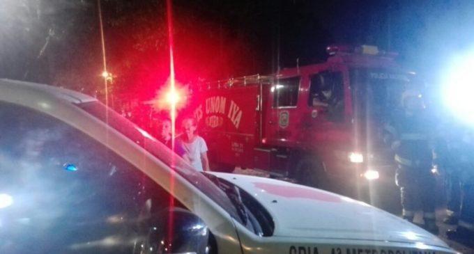"""""""Solo fue un incidente"""": Cuatro reclusos fueron afectados por principio de incendio en Penal de Tacumbú"""
