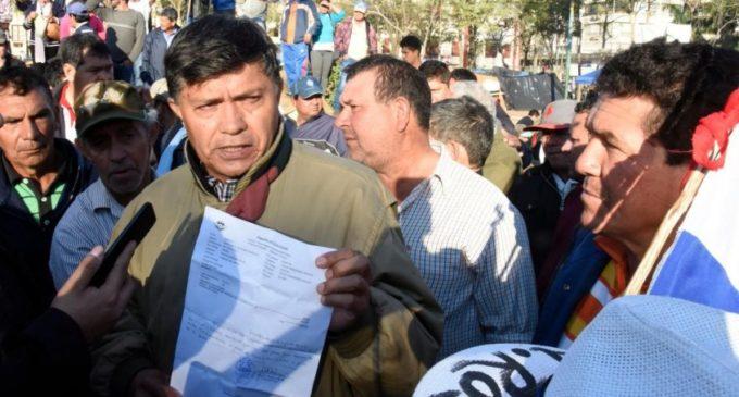 Campesinos se reunirán con MAG para establecer implementación de Ley de Emergencia Agrícola