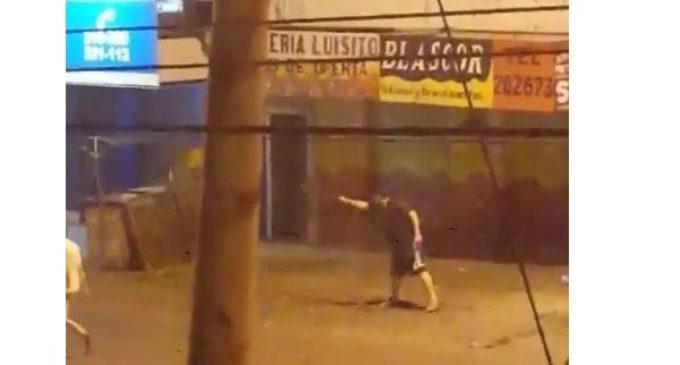 Iniciaron investigación para identificar a autor de disparos frente al club Guaraní