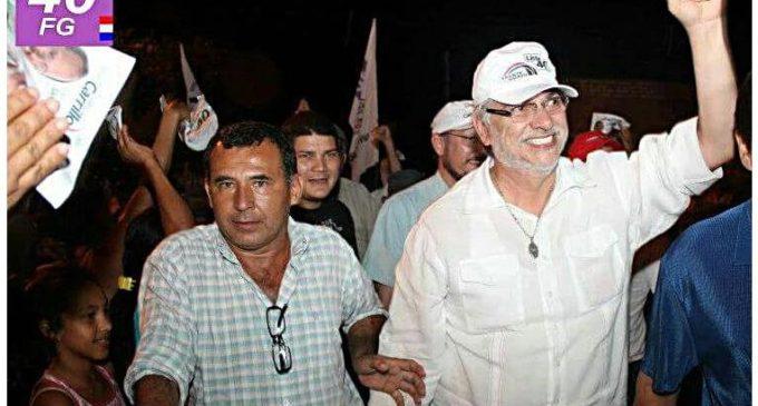 """Elvio Benítez confía: """"Frente Guasu será de nuevo gobierno desde el próximo período"""""""