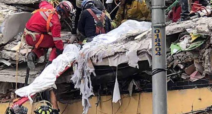 La conmovedora historia de la muerte de los hermanitos que se abrazaron hasta el final en el terremoto mexicano