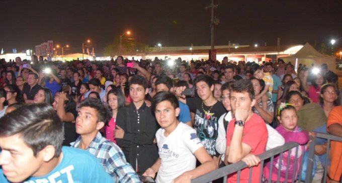 Gran éxito de la Expo Luque en su primera semana