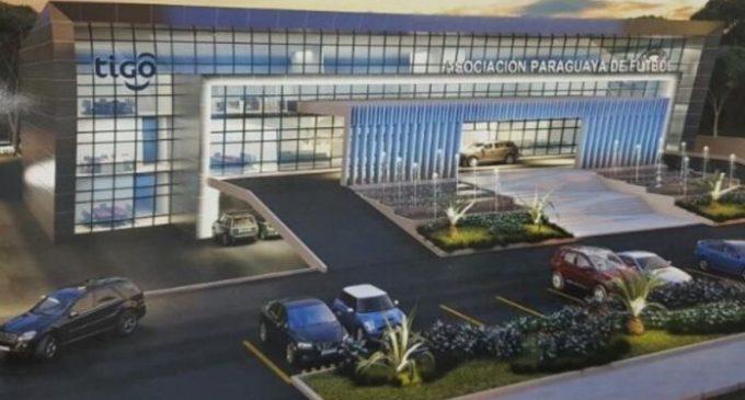 """""""Palada inicial"""" para la nueva sede de la APF"""