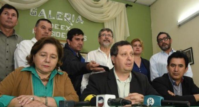 Mañana Directorio de PLRA definiría si conforma o no alianza con Avanza País