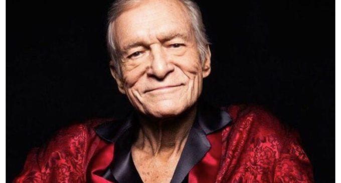 Murió Hugh Hefner, el fundador de Playboy