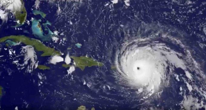 El huracán Irma tocó tierra en Puerto Rico: se registra al menos un muerto