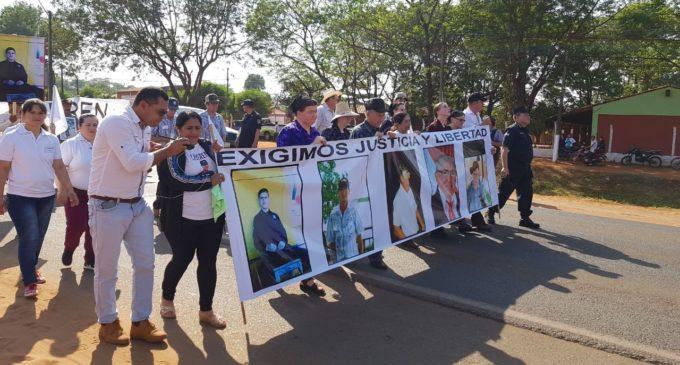 """""""Marcha por la paz"""": Masiva movilización de norteños exigiendo justicia y libertad"""