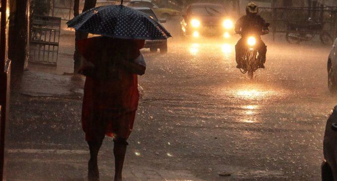 Anuncian jornada lluviosa para gran parte del país