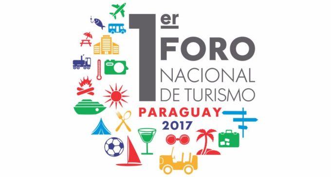 AnuncianPrimer Foro Nacional de Turismo Paraguay 2017