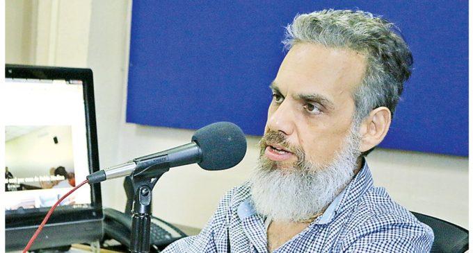 Leo Rubín busca unir a todos los sectores de oposición para que acompañen su candidatura