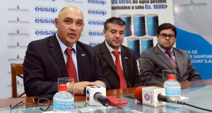 Tras salida de Sarubbi, piden reestructuración de ESSAP