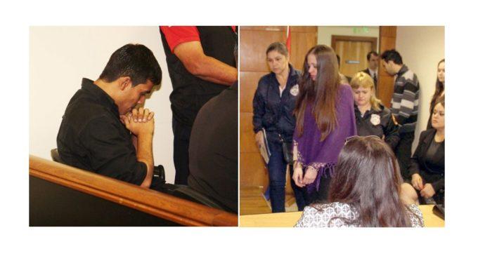 Por primera vez en nuestro país, un Tribunal sentenció a pareja que mató por puro placer