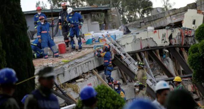Terremoto en México: Mensajes de Whatsapp a su marido sirvieron para rescatarla de bajo los escombros