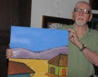 Se fue una eminencia de la pintura y arquitectura: falleció el artista Michael Burt