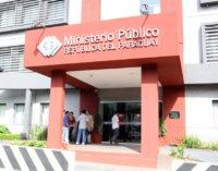 Funcionarios del Ministerio Público, en huelga a nivel país en reclamo de reajuste salarial