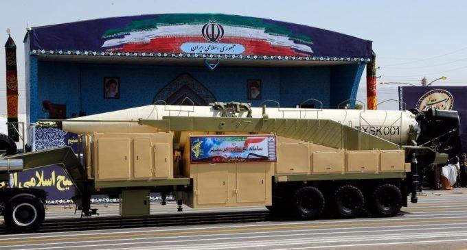 Irán desafía a Estados Unidos y prueba un nuevo misil de 2.000 kilómetros de alcance
