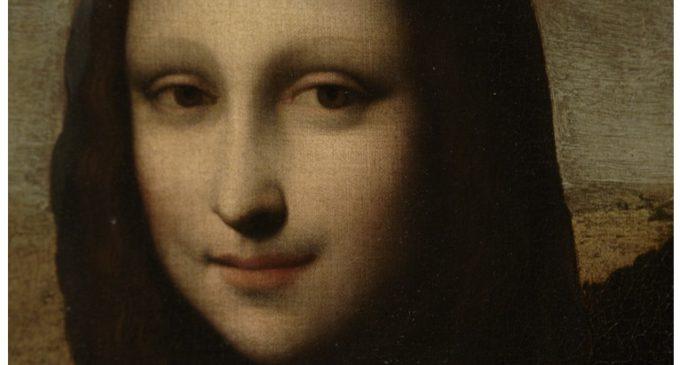 Hallan en Francia un esbozo de la 'Mona Lisa desnuda'