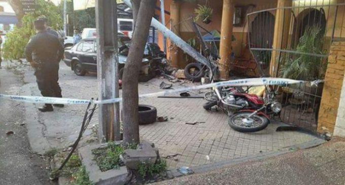 Repudian que juez haya concedido prisión domiciliaria a conductor que mató a motociclista