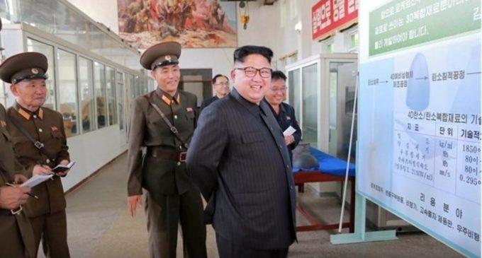 Corea del Norte amenaza a Estados Unidos tras nuevas sanciones
