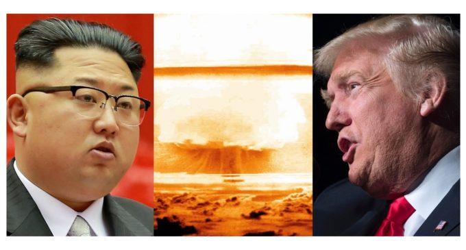 Corea del Norte acusa a Donald Trump de declararle la guerra