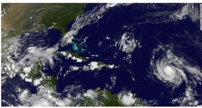 El huracán Irma se intensifica a categoría 4: declaran emergencia en Florida y Puerto Rico