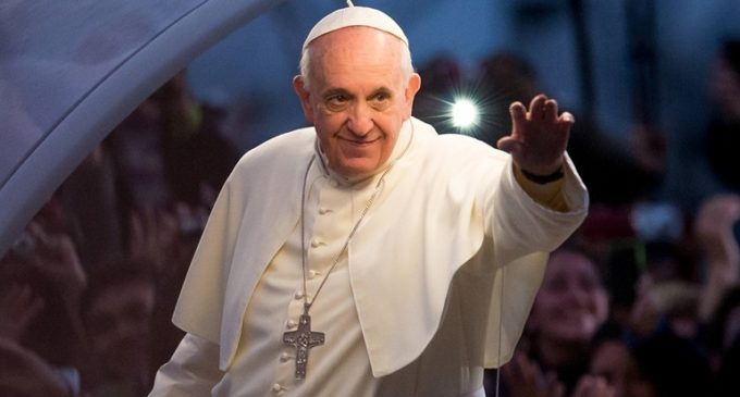 """El Papa Francisco pide a colombianos """"que no se dejen robar la esperanza"""""""
