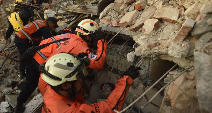 Buscan a paraguayo desaparecido tras terremotos en México
