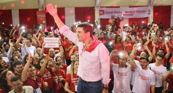 """Peña pide a jóvenes """"que tengan optimismo y se aferren a sus sueños"""""""