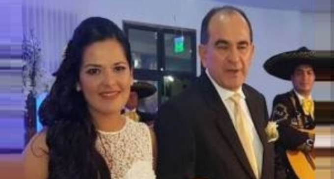 Esposa de intendente fallecido está embarazada