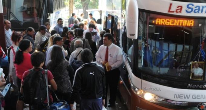 Querían atacar buses: Acusados reciben condenas de hasta 15 años por extorsión