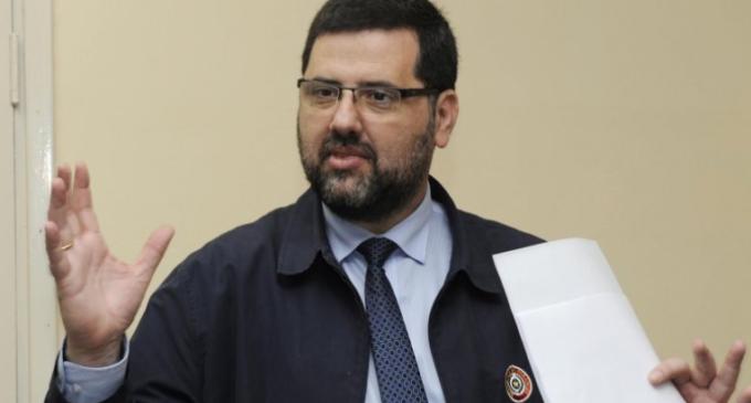 Por tercera vez, suspenden juicio oral a ex ministro