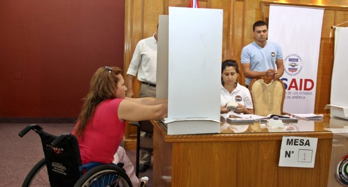 TSJE desarrollará sistema de Voto Accesible en las próximas elecciones generales
