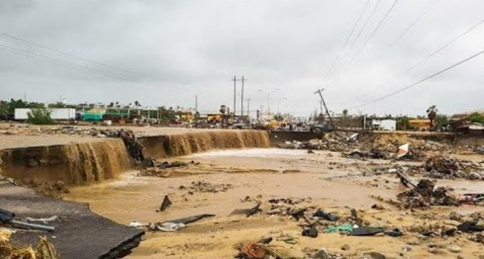 La tormenta tropical Lidia ya deja al menos 7 muertos en México