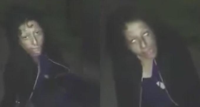 VIDEO: Graban el momento en que adicta se convierte en 'zombi' al consumir devastadora droga