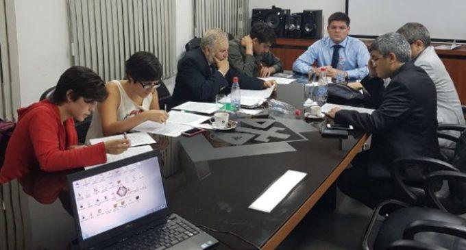 """""""Estamos muy satisfechos por lo logrado"""": Estudiantes y autoridades de la UCA firmaron acuerdo"""