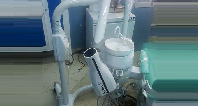 Inauguran equipo radiológico de uso odontológico en Ayolas