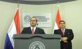 Paraguay quiere albergar los juegos Odesur 2022