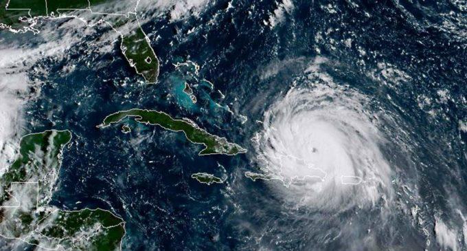 """Paraguaya en Miami: """"Esperando el embate de Irma"""""""