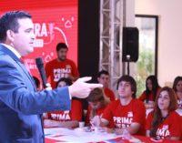 """Petta continúa con su campaña: """"Queremos llegar a la Gobernación con un plan ya hecho"""""""