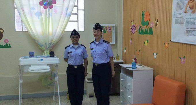 Instalan sala de lactancia en la Fuerza Aérea