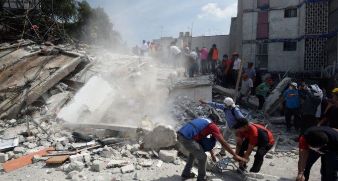 Al menos 57 muertos en México