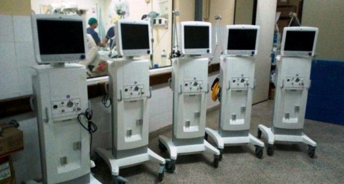 Nuevos respiradores de alta tecnología para Hospital de Caacupé
