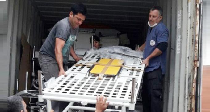 Importante donación de mobiliarios para el Hospital Barrio Obrero