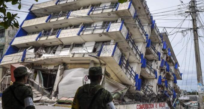 Aumenta número de muertos en México por terremoto