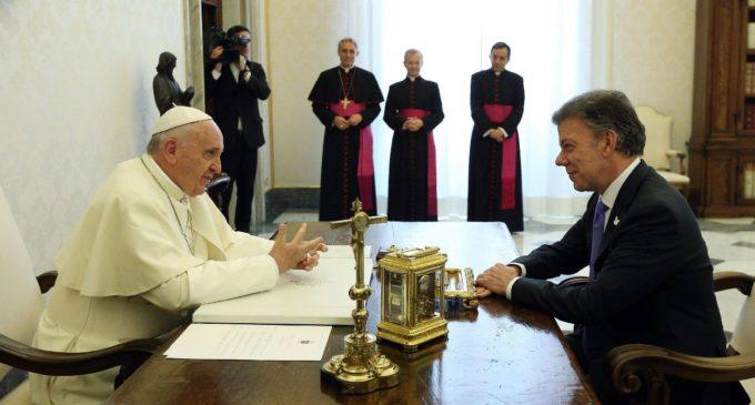 Colombia: Acuerdan cese al fuego bilateral en vísperas a la visita del Papa Francisco