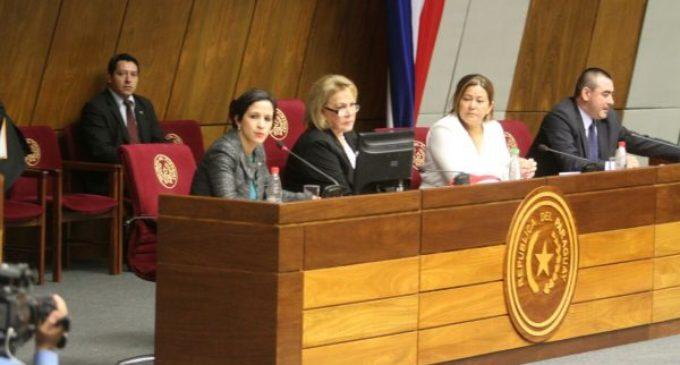 Senado conformó hoy comisión para el Presupuesto 2018