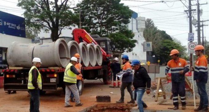 Metrobus: MOPC anuncia cierre de calles en San Lorenzo