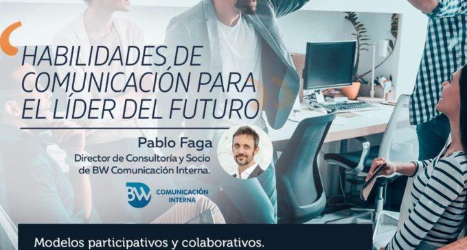 """Club de Ejecutivos desarrolla la conferencia """"Habilidades de comunicación para líderes del futuro"""""""