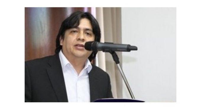 El ingeniero Álex Duré asume como interventor del Mercado de Abasto